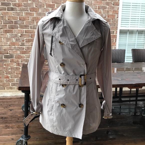 ef9a64c3e03d7 Anorak Jackets & Coats   Womens My Pak Away Trench Coat   Poshmark